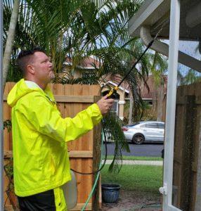 Tropical SoftWash CleanzOzone Sanitizing